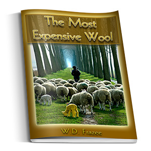 The Most Expensive Wool Booklet, pic