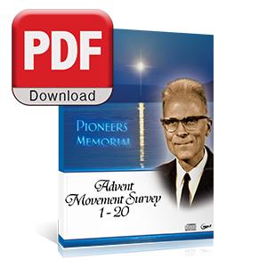 Advent Movement Survey 1-20 1