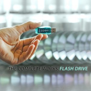 Complete Works Flashdrive pic