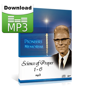 Science Of Prayer 1-6